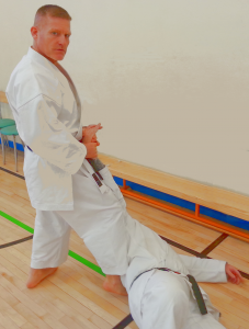 A Chojinkai Senior Instructor