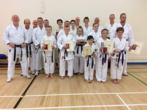 chojinkai-karate-senior-grading-december-2016