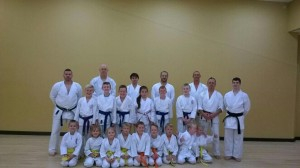 Hexham Chojinkai Karate Club Sept 2015