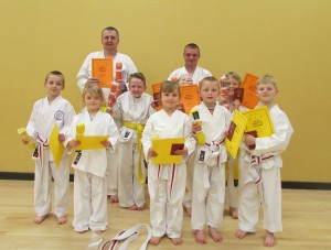 Junior Grading April 15